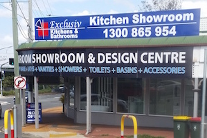 Exclusiv Bathrooms, Gaythorne Brisbane Northside - Visit Our Showroom Today